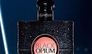 Échantillon de l'eau de parfum Black Opium