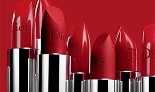 échantillons gratuits de rouges à lèvres Dior