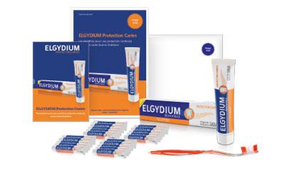 Dentifrices Protections Caries Elgydium à tester gratuitement