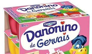 Yaourts Danonino Gervais gratuits