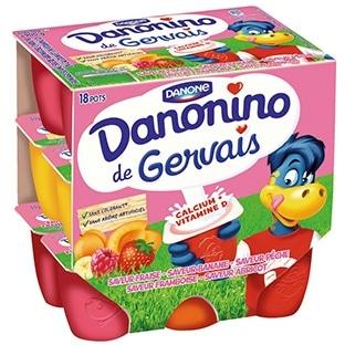 Promo Auchan + réduction = Yaourts Danonino Gervais gratuits