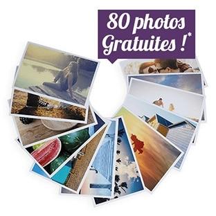 Bon plan Photoweb : 80 tirages photo gratuits (hors fdp)