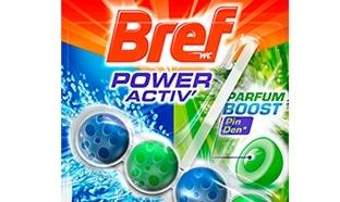 Test gratuit du Bref WC Power Activ' Parfum Boost