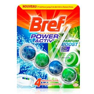 Test Bref WC Power Activ' Parfum Boost : 12'000 gratuits