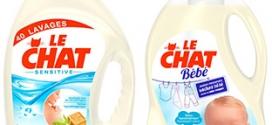 Test Aufeminin : 200 bidons de lessive Le Chat gratuits