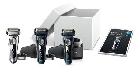 350 rasoirs Braun Series 9 gratuits à tester
