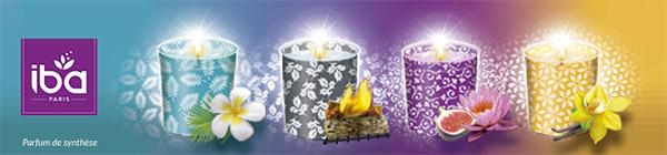 Testez gratuitement les bougies photophores IBA