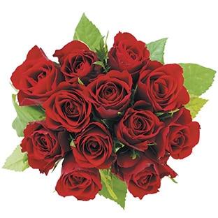 Bon plan Lidl : Bouquet de 12 roses à 1,99€