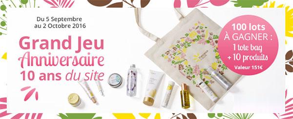 100 packs Fleurance Nature à gagner : 1000 produits gratuits
