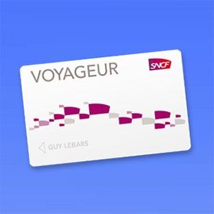 Promo Cartes de réduction SNCF à 25€ pour voyager à petit prix