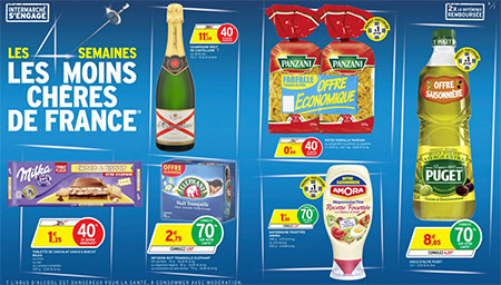 Catalogue Anniversaire Intermarche