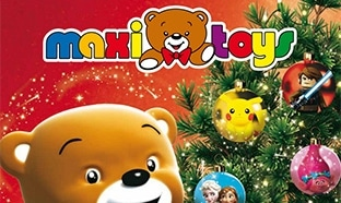 Catalogue Maxitoys Noël 2016 gratuit