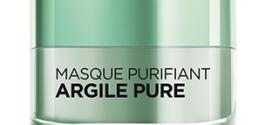 Échantillons gratuits du Masque Purifiant Argile Pure de L'Oréal