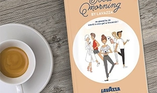 "Livre ""Good Morning"" gratuit : Guide offert par Lavazza"