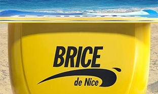 Jeu Brice de Nice avec Danone : + de 500 cadeaux à gagner