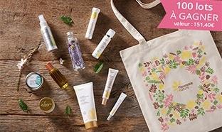 Jeu Fleurance Nature : 100 lots de cosmétiques à gagner