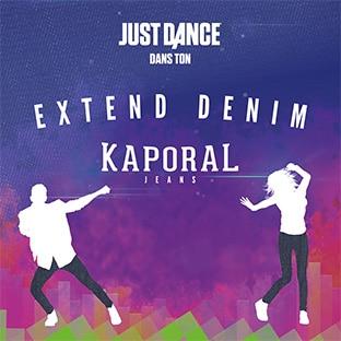 Jeu Kaporal et Just Dance : 1201 cadeaux (jeux, week-end…)