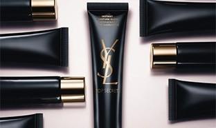 Jeu Madame Figaro: 100 soins Top Secrets d'Yves Saint Laurent