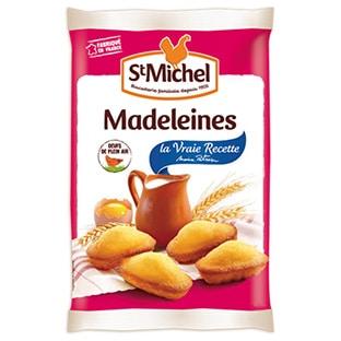 Jeu St Michel : 20'000 paquets de madeleines gratuits à gagner