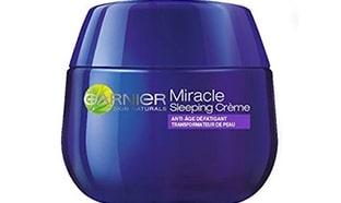 Jeu Garnier : 100 Miracle Sleeping Crème anti-âge à gagner