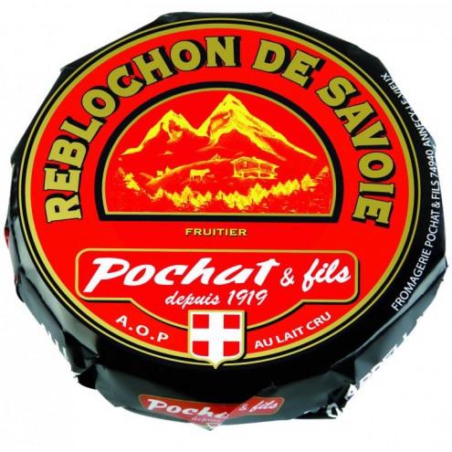 Rappel produit : Petit Reblochon de Savoie AOP Pochat et Fils