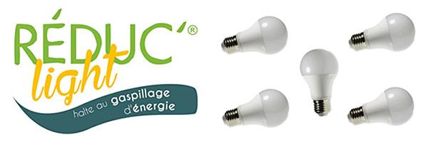 Reduc-light.fr : Bon plan pour recevoir gratuitement des ampoules