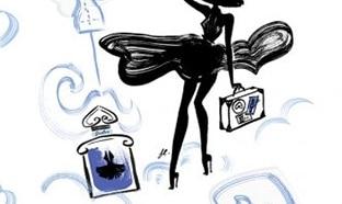 Petite robe noire marionnaud