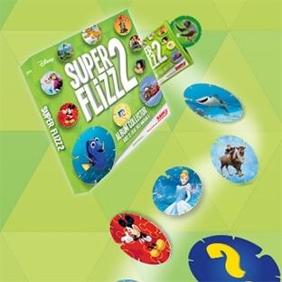 Simply Market : Super Flizz 2 Disney offert + Jeu gratuit