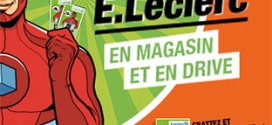 Le Super Jeu Leclerc 2017 : Cartes cadeaux à gagner en magasin