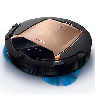 Test de l'aspirateur robot SmartPro de Philips : 10 gratuits