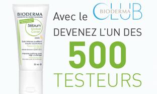 Test Bioderma : 500 soins Sébium Global Cover gratuits
