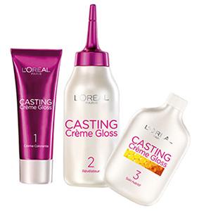 Tentez de devenir testeuse L'Oréal Paris : Casting Crème Gloss