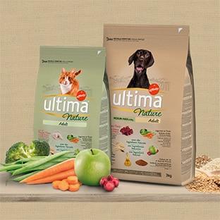 Test de croquettes Ultima Nature chien : 100 sacs gratuits