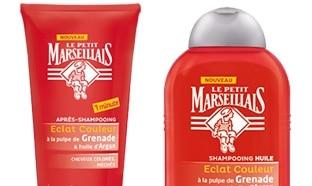 Test gratuit de shampooings cheveux colorés Petit Marseillais