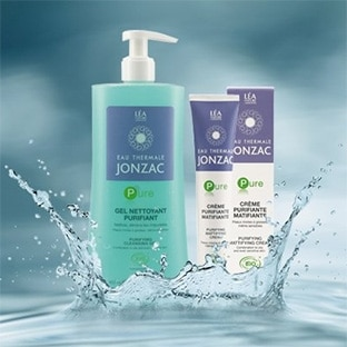Test du soin anti-imperfection Eau Thermale Jonzac : 100 gratuits