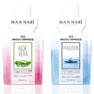 Test des masques Han Nari : 120 produits gratuits