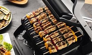 Test du cuiseur OptiGrill de Tefal : 50 produits gratuits