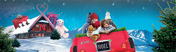 Voyage en Laponie et 9 cartes cadeaux de 50€ à gagner avec Picwic