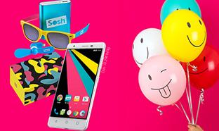 Jeu Sosh : 50 smartphones, 50 lots d'un an de forfait … à gagner