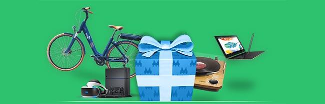 Les cadeaux à gagner au Monopoly McDo 2017