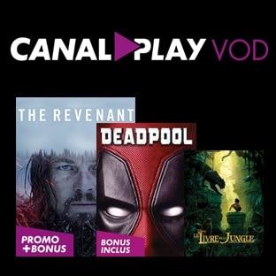 CanalPlay : Un film en VOD offert pour son lancement