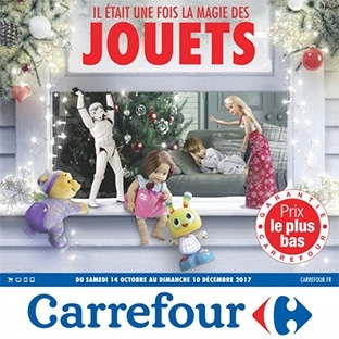 catalogue carrefour de no l 2017 consulter en ligne. Black Bedroom Furniture Sets. Home Design Ideas