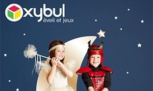 Catalogue Oxybul de Noël 2016 en ligne : Éveil et jeux