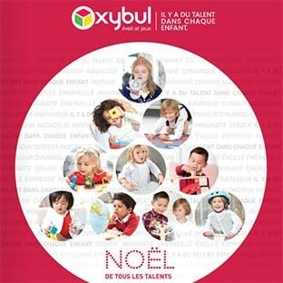 Catalogue Oxybul de Noël 2017 en ligne : Éveil et jeux