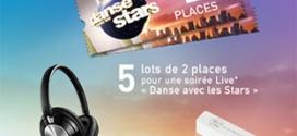 Jeu Croquons La Vie et Danse avec les Stars : 175 cadeaux