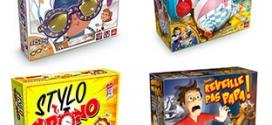 4 jeux de société Goliath pas chers (18,48€ au lieu de 85,60€)
