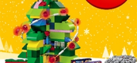 Jeu Lego : 10 listes de Noël de 500€ à gagner