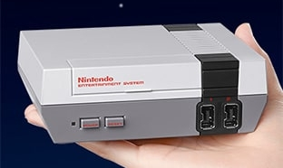 Leclerc : Nintendo Classic mini (Nes) à 49€ au lieu de 60€