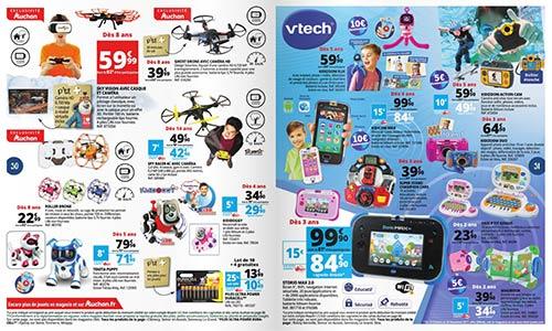 auchan noel 2018 catalogue Catalogue Auchan Noël 2017 à consulter en ligne et Promos auchan noel 2018 catalogue