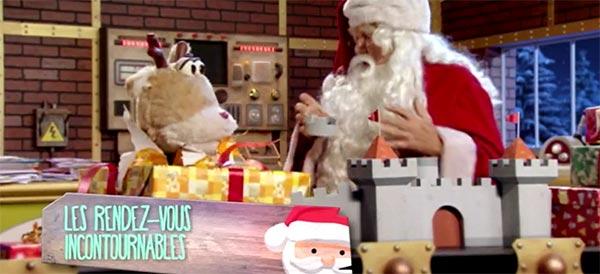 La Chaîne du Père Noël 2017 diffusée sur Orange, CanalSat et Free